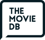 The TheMovieDB logo.