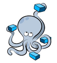 The Docker Compose logo.