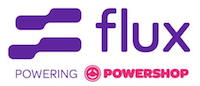 The Flux logo.
